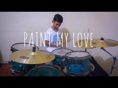 Paint My Love-MLTR (Drum Cover)