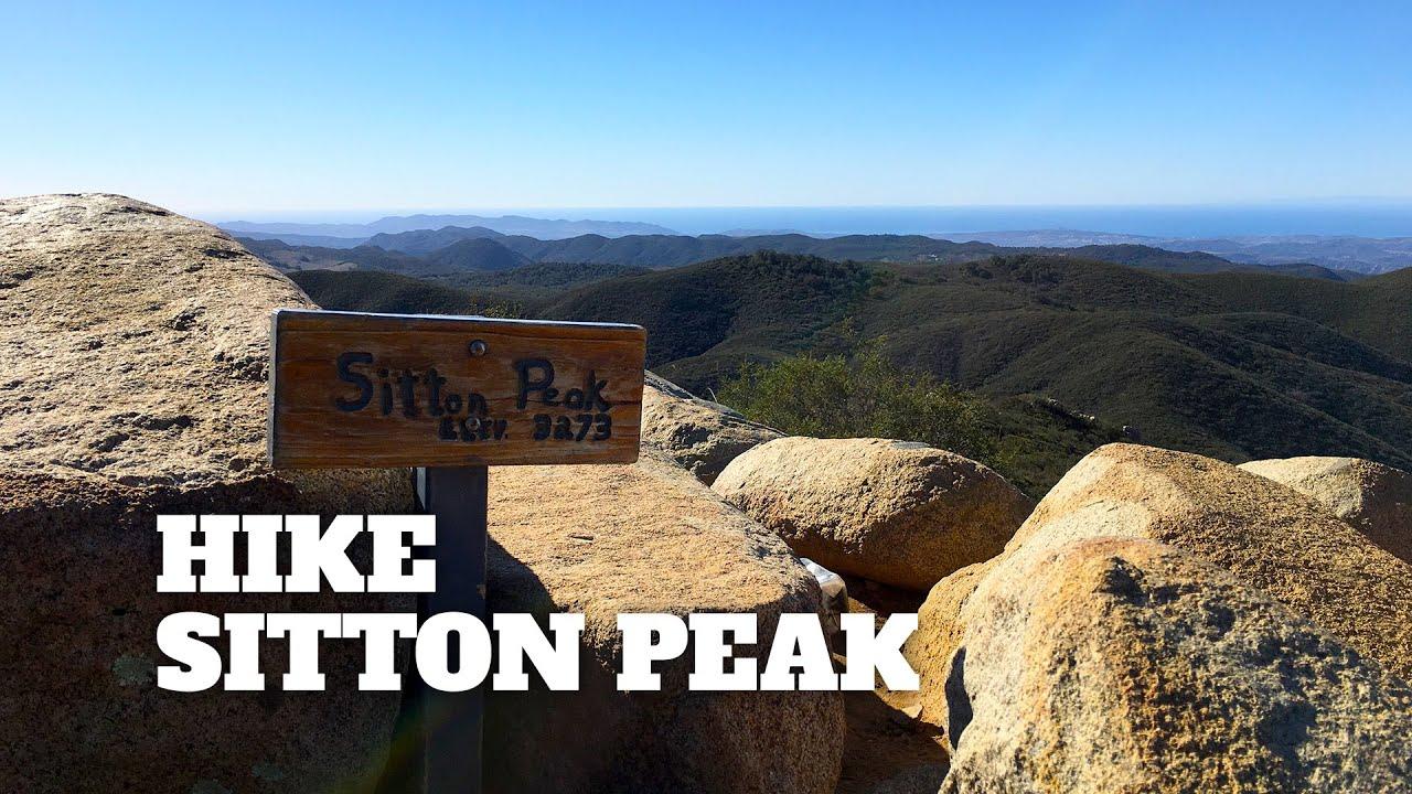 Sitton Peak Hike (2019) - HikingGuy com