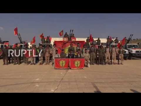 Syria: SDF set sights on IS-held Al-Bab following Manbij liberation