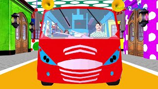 indian wheels on the bus go rhymes   3d cartoon children nursery rhymes and songs
