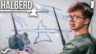 FORGING A HALBERD!!! Part 1