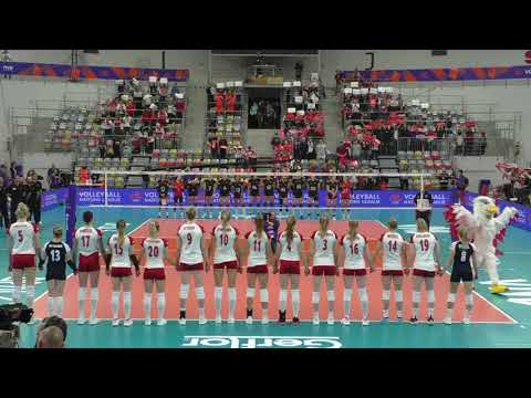 VNL: Poland vs Germany