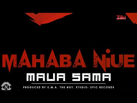 Maua Sama -  Mahaba Niue (Official Audio)