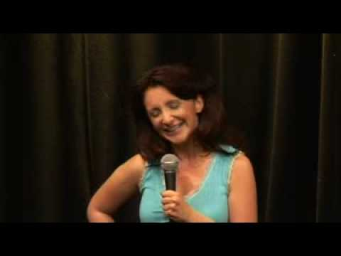Lucy Porter  The Good Life DVD Extract 1