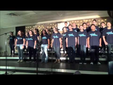 "Oakton Singers - ""Africa"" - Cougar Cabaret Fall 2014"