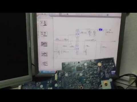 Важно! Содержание видеокурса по ремонту ноутбуков+Compal LA-6753P не включается