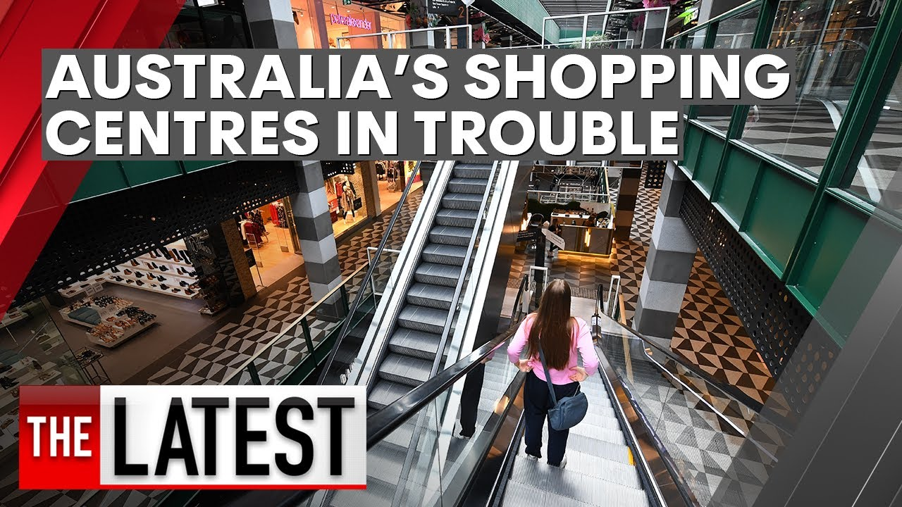 Coronavirus: Pandemic has caused added woes for Australia's shopping centres | 7NEWS