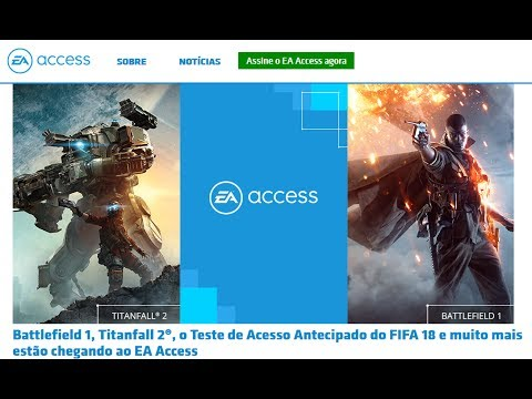 Xbox One - EA Access APP - Free Games With Vault