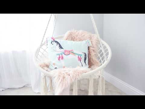 How to Hang Floating Chair