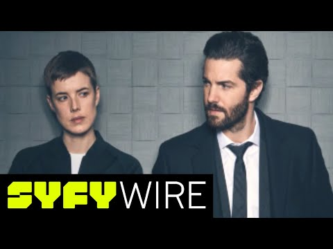 Hard Sun's Jim Sturgess And Agyness Deyn On SciFi Meets Crime Thriller  SYFY WIRE