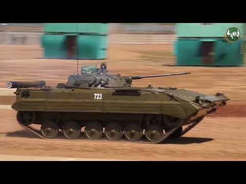 KADEX 2018 Day 3: Paramount Group/KPE & Kazakh Armed Forces Live Demonstration