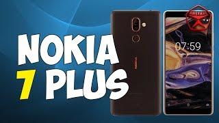 Гнев Nokia 7 PLUS (отличный смартфон, пацаны!) / Арстайл /