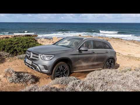 2020 Mercedes GLC: Interior & Exterior