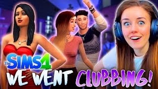 Video 🍸WE WENT CLUBBING!🎉(WORST NIGHT OUT EVER!😩) (The Sims 4 #12! 🏡) download MP3, 3GP, MP4, WEBM, AVI, FLV Juli 2018