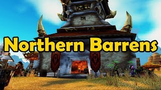 Doing all the Quests in (BfA) Northern Barrens Part 2 - WoW Stream