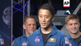 NASA Picks 12 New Astronauts from Huge Pool
