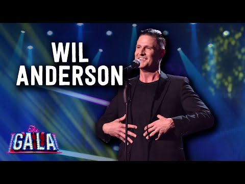 Wil Anderson #2 - 2017 Melbourne International Comedy Festival Gala
