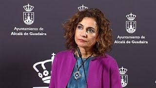 """Montero defiende que el momento de las primarias del PSOE-A """"es ahora"""""""