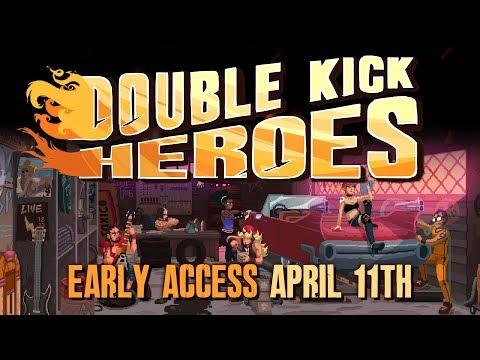 Double Kick Heroes Youtube Video