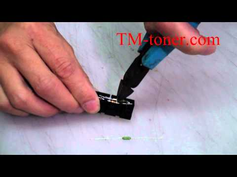 how to remove and clean samsung transfer belt xpress