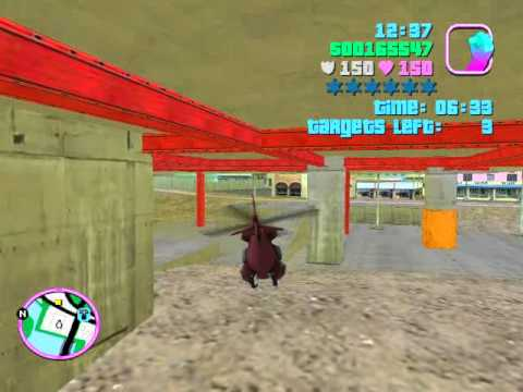 3:33 (WR) Demolition Man - The Smart Way - GTA VC Grand Theft Auto Vice City