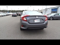 2016 Honda Civic Wilson, New Bern, Goldsboro, Greenville, Rocky Mount, NC BH21592A