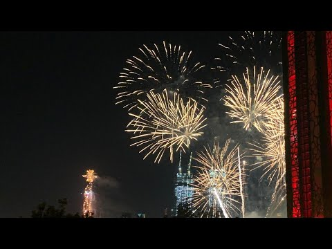 New year 2021 | live burj khalifa | new year fireworks 2021 | happy new year 2021 | zabeel park