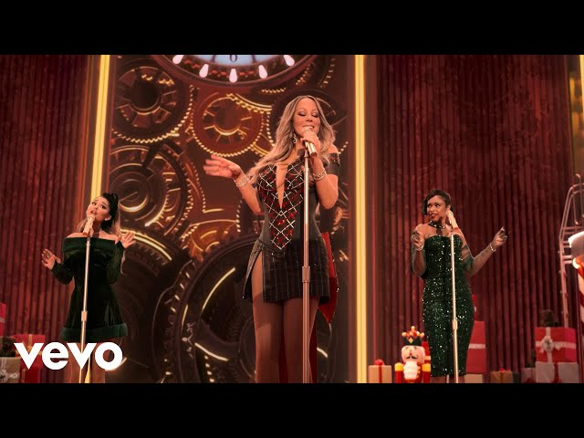 Mariah Carey - Oh Santa! (Official Music Video) ft. Ariana Grande, Jennifer Hudson