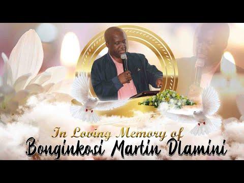 Celebrating The Life Of Bonginkosi Martin Dlamini