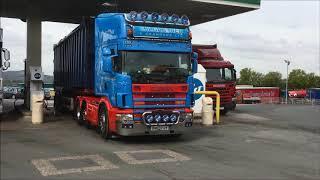 E.W Gardner & Grandson Ltd Scania 164L V8 580 KN03FDY