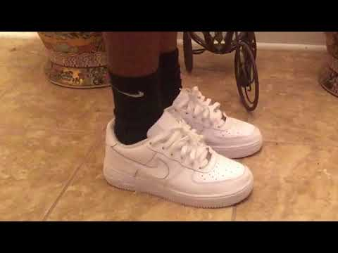 How to Lace Af1 Low (BEST TUTORIAL)
