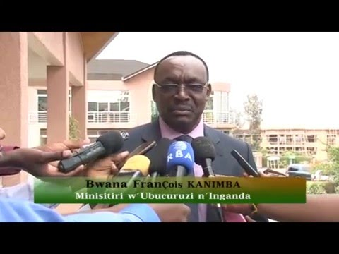 RWANDA- MINICOM :- Small and Medium Enterprises Forum 2015