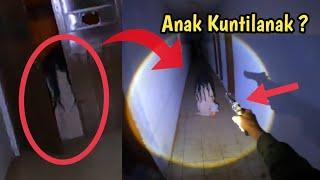 DI TEROR KUNTILANAK ! 5 PENAMPAKAN HANTU PALING SERAM - Scary Videos