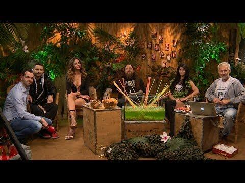Dschungelshowfinale! Lästert mit! Es wird lustig, das versprechen wir!
