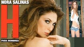 Download lagu Nora Salinas, su primera vez en H para Hombres de febrero, 2013