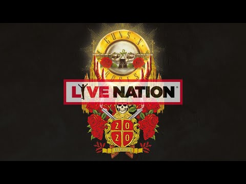 Guns N' Roses 2020 | Live Nation GSA