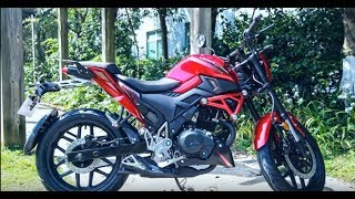 Upcoming bike Lifan SS3 || LF150r -10m first look review