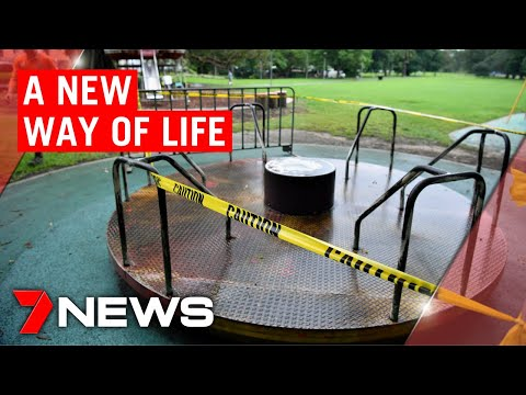 Coronavirus: New Gathering Restrictions Mean A New Way Of Life For Aussies | 7NEWS