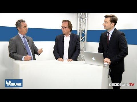Quel avenir pour l'assurance en France ? On en parle avec Nicolas Moreau, PDG d'AXA France !