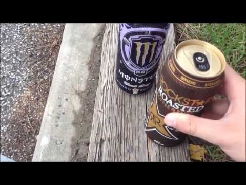 Energy Drink Review #92 - Rockstar Roasted Mocha