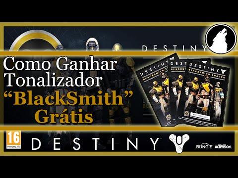 Destiny conseguir shader blacksmith gratis blacksmith for free