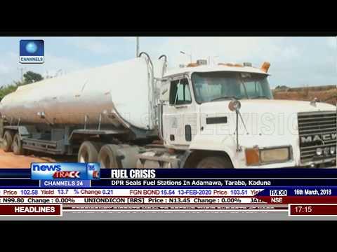 DPR Seals Fuel Stations In Adamawa, Taraba, Kaduna