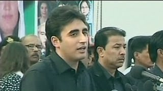 Pakistan: Bilawal Bhutto Zardari seeks to continue mother