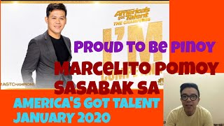 Download MARCELITO POMOY LALABAN SA AMERICA'S GOT TALENT BATTLE OF THE CHAMPIONS 2 Mp3 and Videos