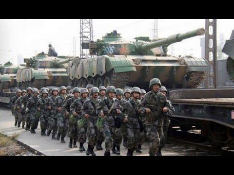 Giải độc tin đồn TQ chuyển quân về phía Việt Nam