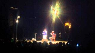 Bobby McFerrin & Andreas Schaerer  Duo - live in CULLY 2012