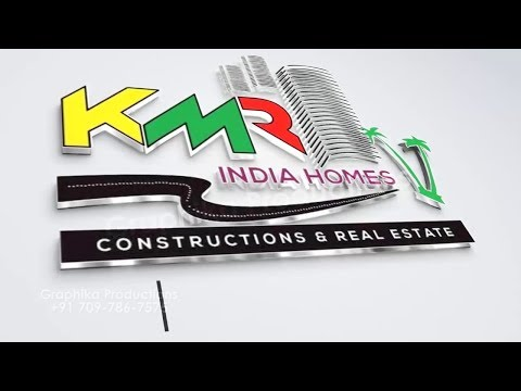 KMR India Homes Pvt Ltd - Constructions And Real Estate | Commercial Ad | TVC  | Hyderabad, India