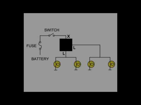 video review of flasher led 12v dc 150w 3 terminal compatible with rh ledlight com