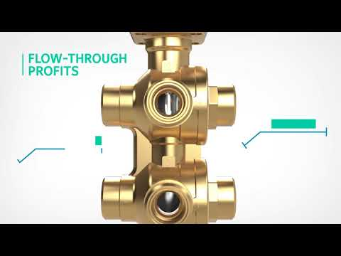 Valves and Actuators | Johnson Controls