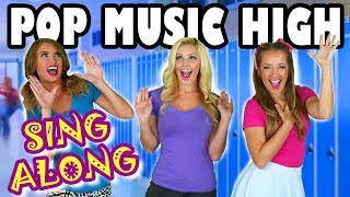Sing Along Music Video Homework's the Worst from Pop Music High. Totally TV